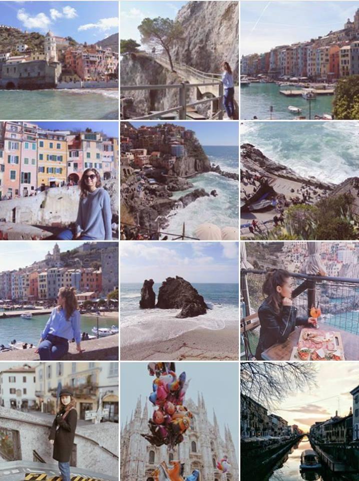 Instagram profilo feed