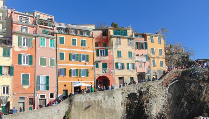 Riomaggiore - Cosa vedere alle Cinque terre