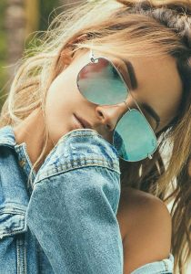 occhiali a goccia