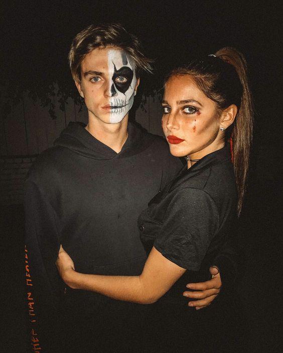 Halloween look 5