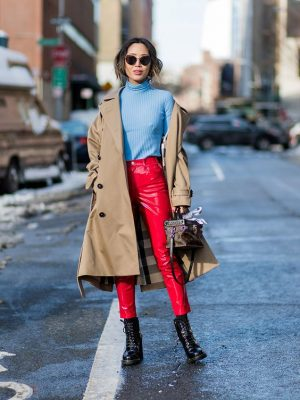 Idea outfit leggins vinile