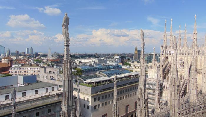 Skyline milanese