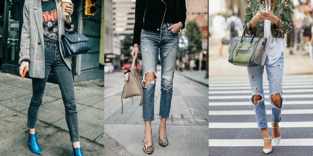 I jeans di moda per la primavera-estate 2019!