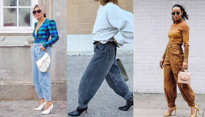 Jeans slouchy: un pantalone e 5 idee look