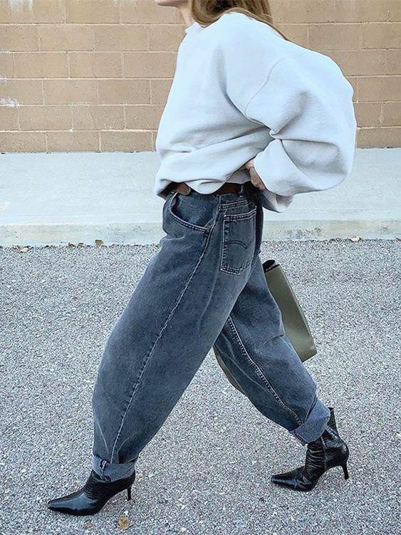 slouchy pants