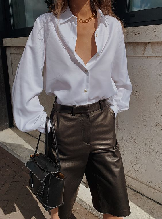 camicia + bermuda