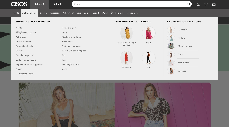 dove acquistare vestiti online