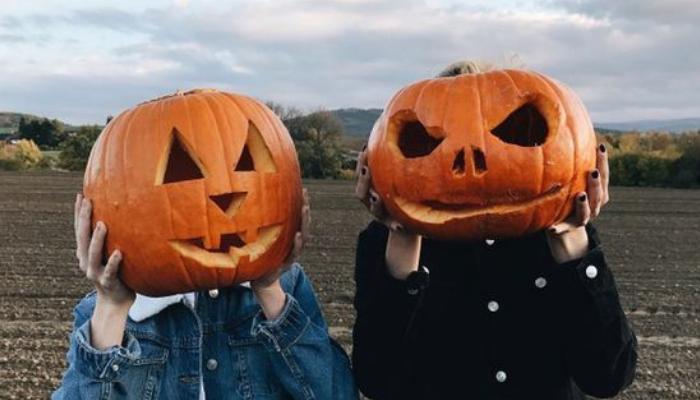 Halloween: 5 semplici idee look