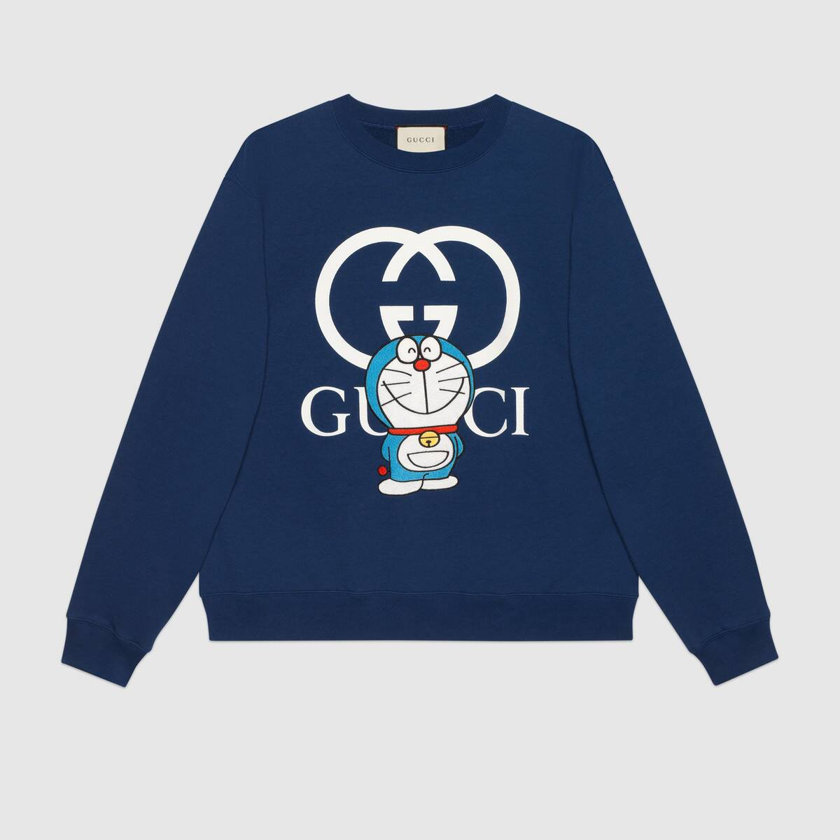 felpa Doraemon x Gucci