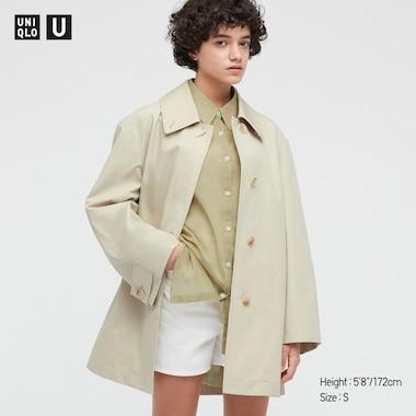 cappotto uniqlo