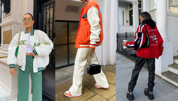 5 modi per indossare la Varsity Jacket