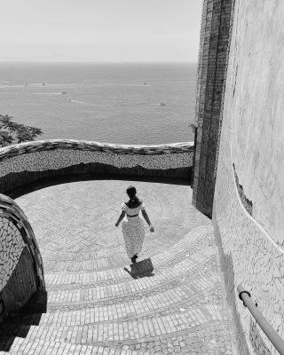 Un po' di Costiera ✨  #costieraamalfitana #vietrisulmare #villacomunale #estateitaliana