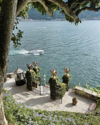 Taxi boat // foto + video di angolini che amo ✨  #lake #balbianello